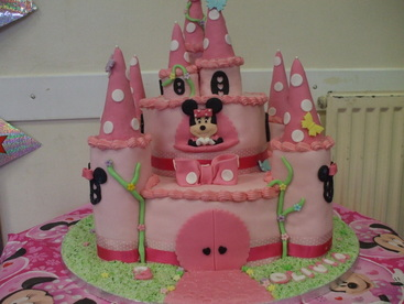 Girls Cakes Birthday Cakes